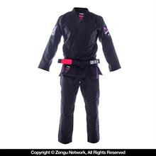 Do or Die HyperLyte Black BJJ Gi - Purple...